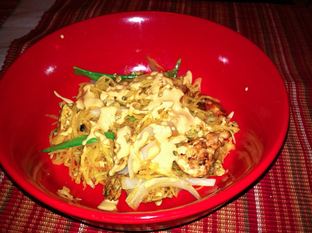 "Paleo Pad Thai with ""Sunshine Sauce"""