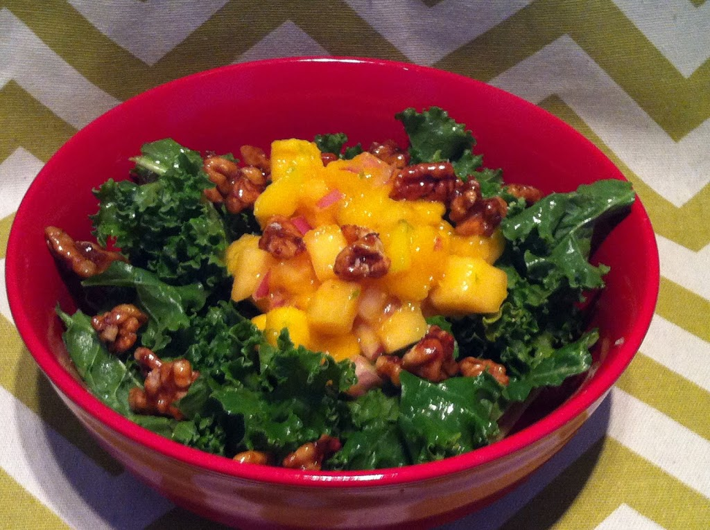 All Hail Kale Salad