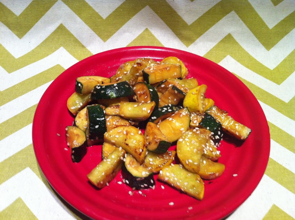 Hibachi Veggie Stir-fry