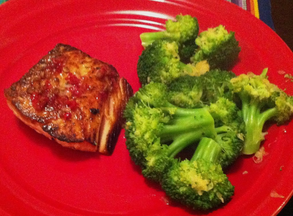 Pink Peppercorn Salmon