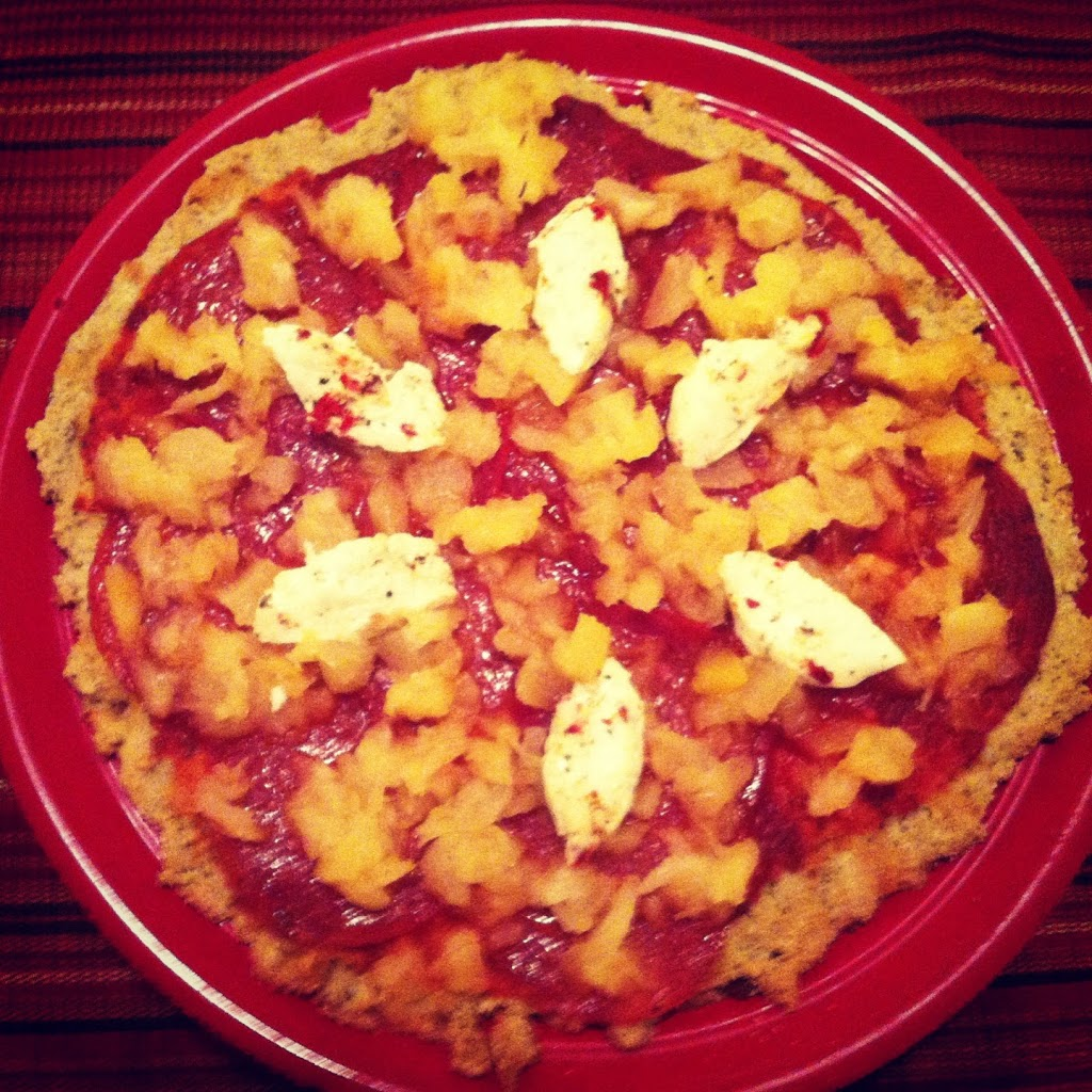how to make hawaiian pizza video