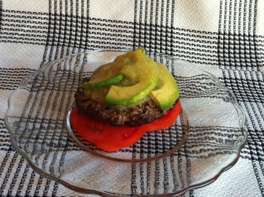 Paleo Mexican Fiesta Burgers