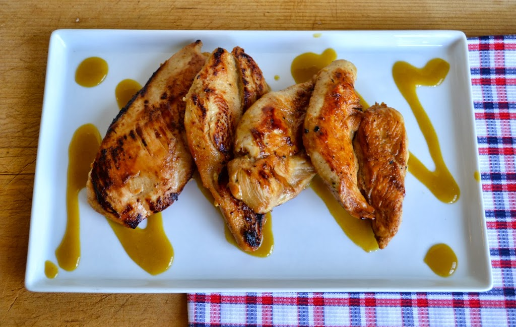 Tangy Mustard Chicken | Plaid and Paleo