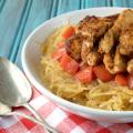 Cajun Chicken Pasta | Plaid and Paleo