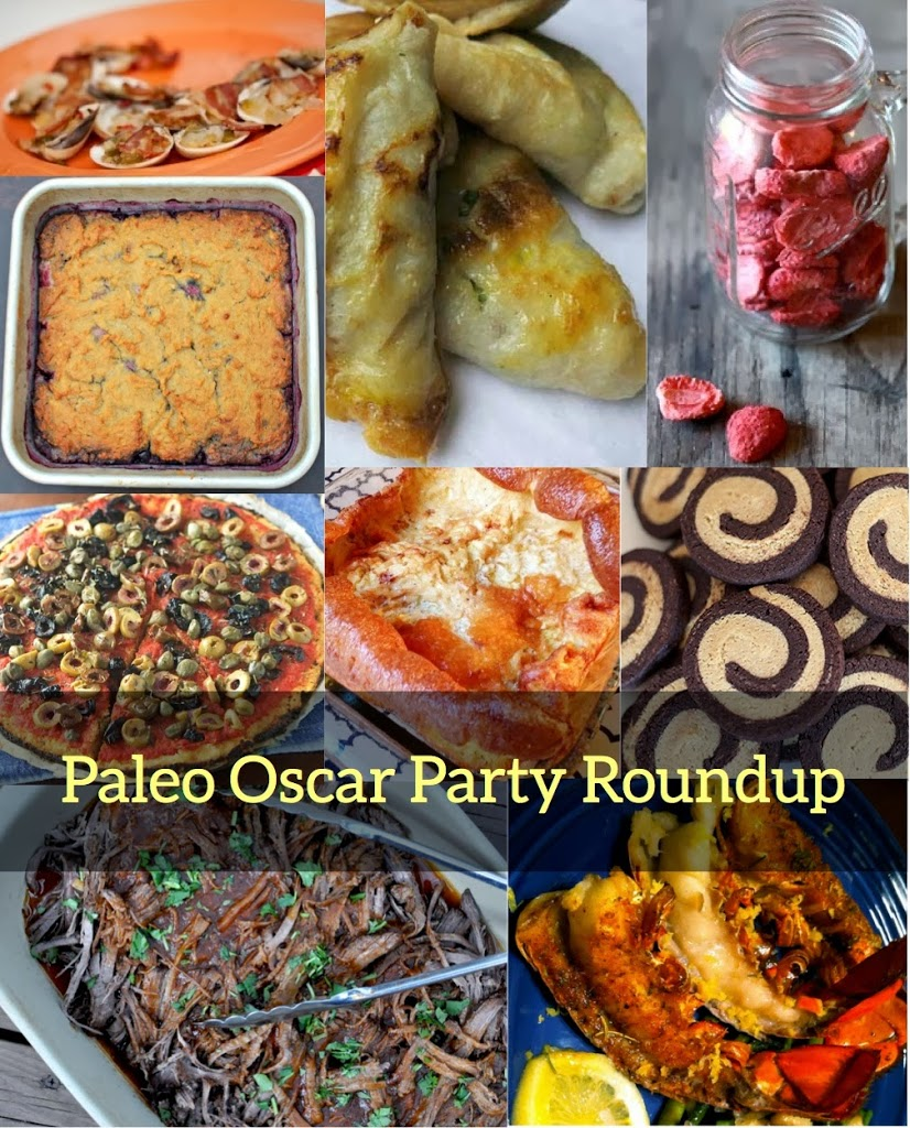 Paleo Oscar Party Roundup