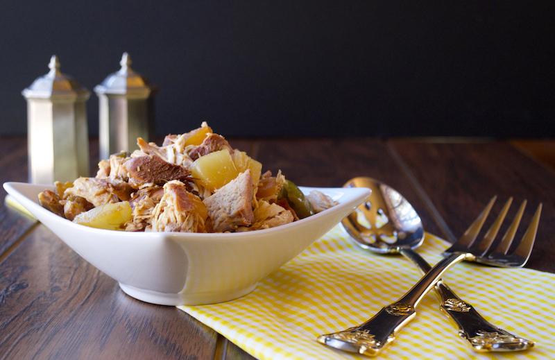 Crockpot Hawaiian Chicken   Plaid and Paleo