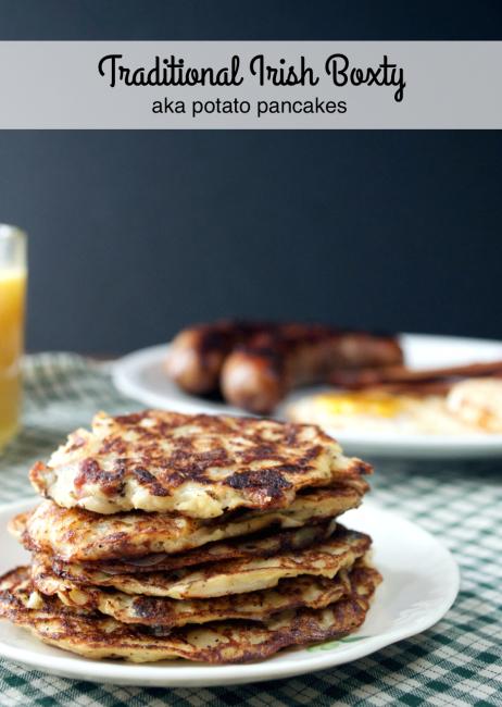 Irish Boxty aka Potato Pancakes | Plaid and Paleo