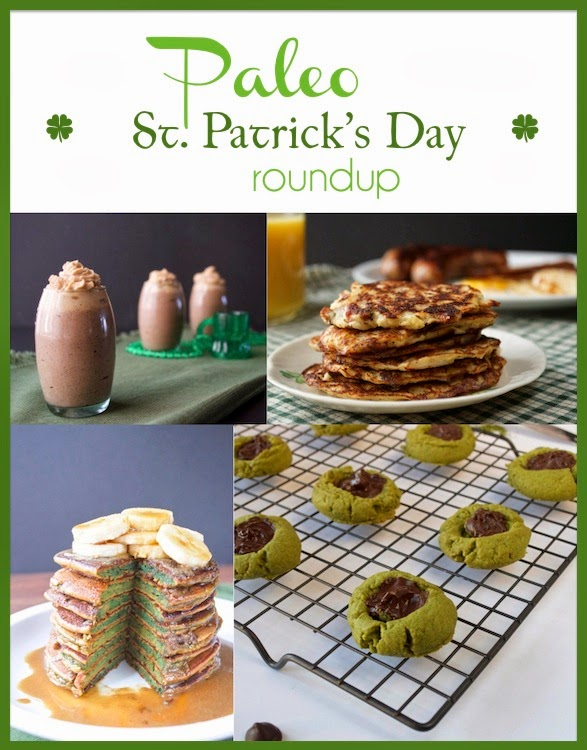 Paleo St. Paddy's Week Roundup