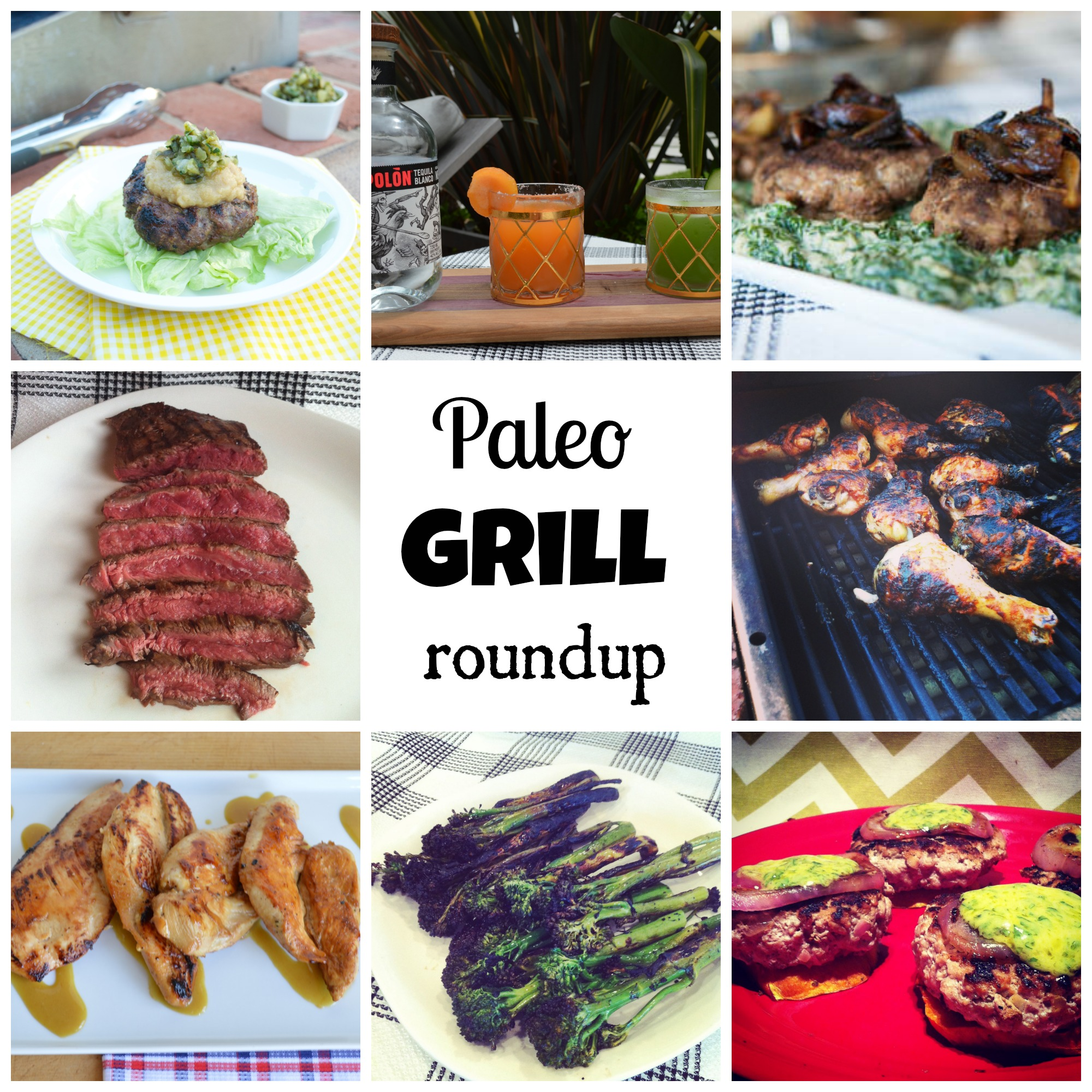 Plaid & Paleo Grill Roundup