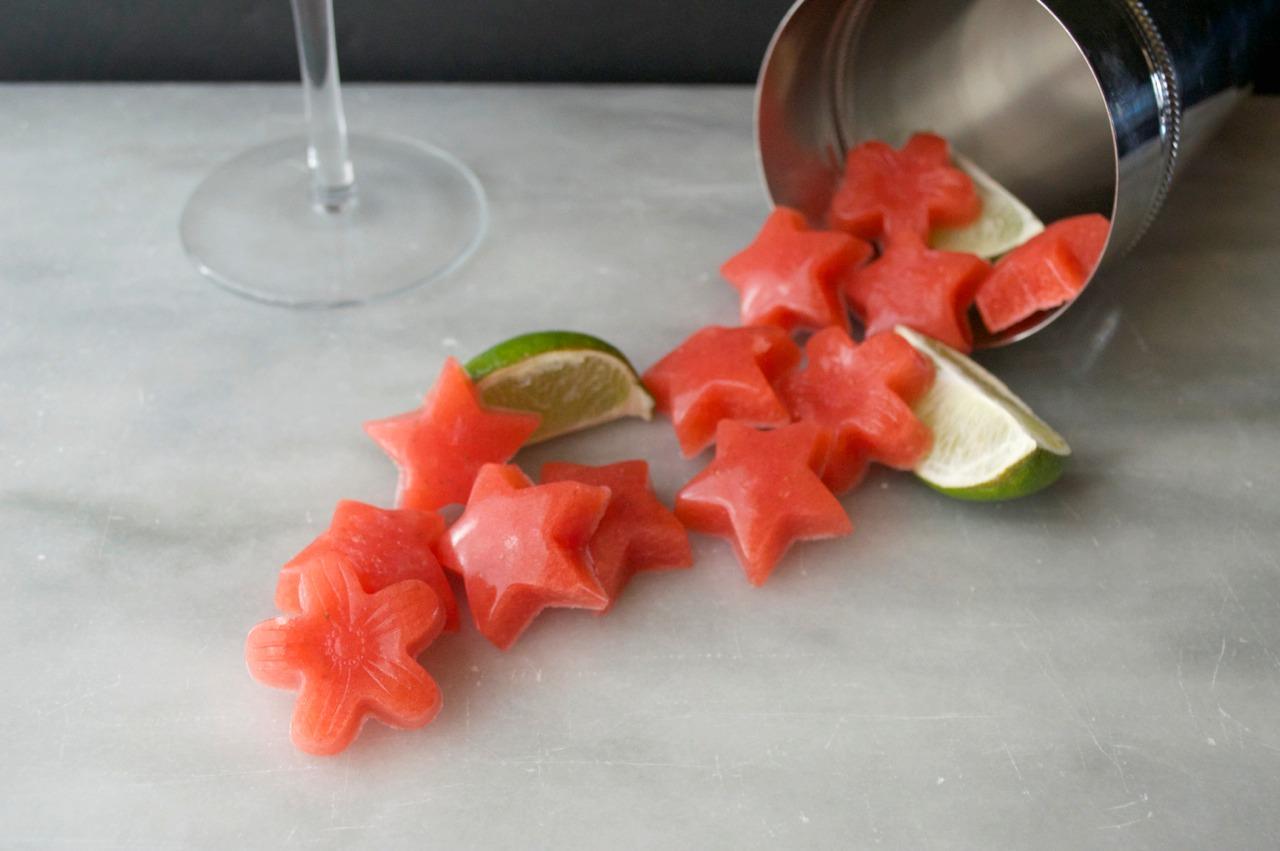 Strawberry Margarita Gummies | Plaid & Paleo