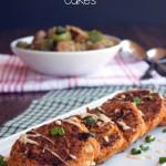 Creole Salmon Cakes | Plaid and Paleo