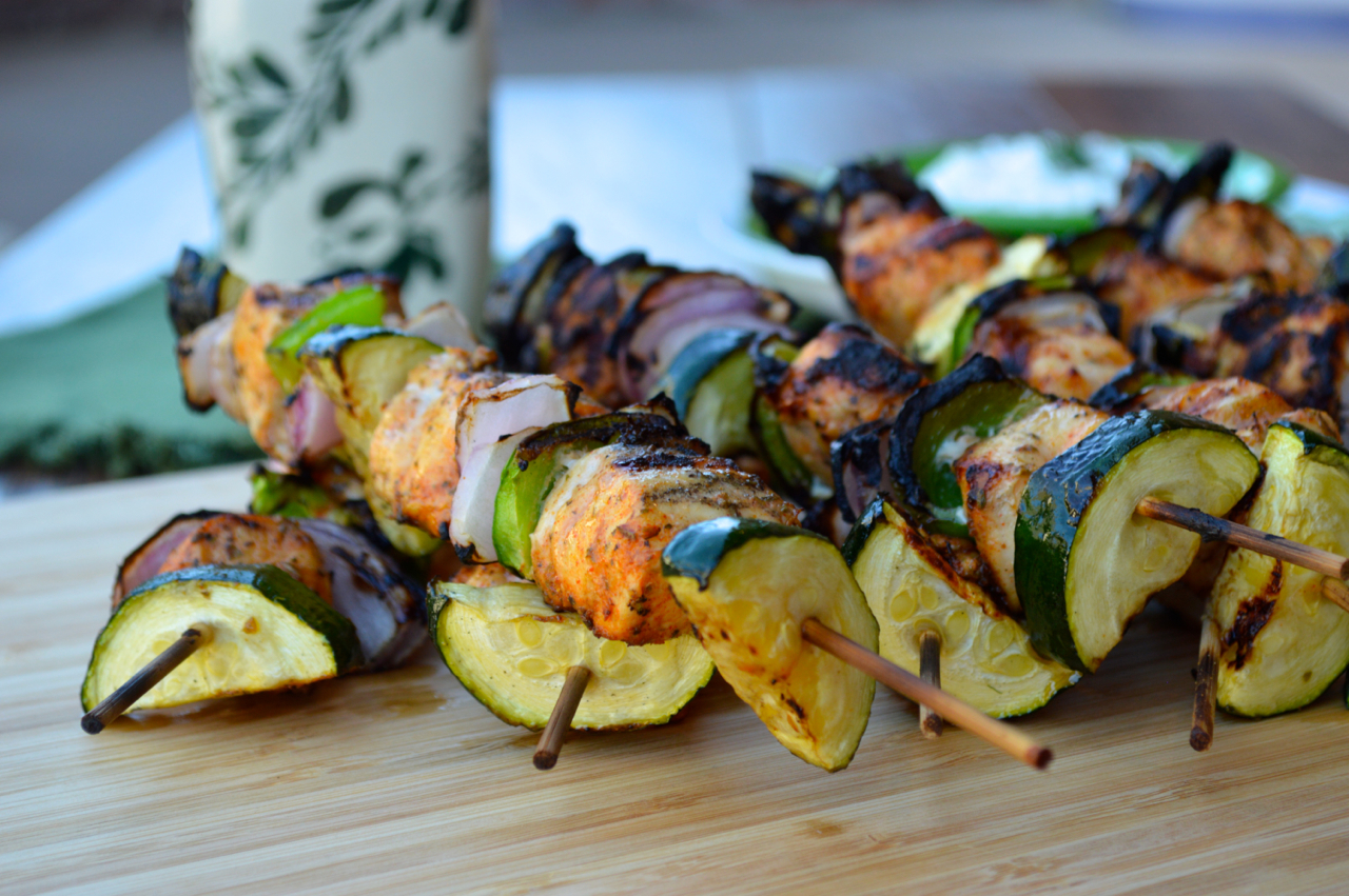 30+ Paleo Kabob Recipes