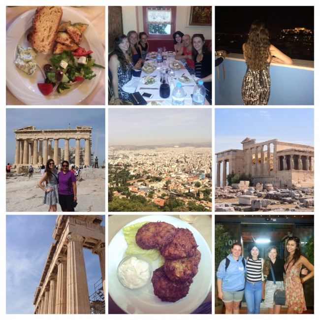 Athens, Greece | Plaid and Paleo
