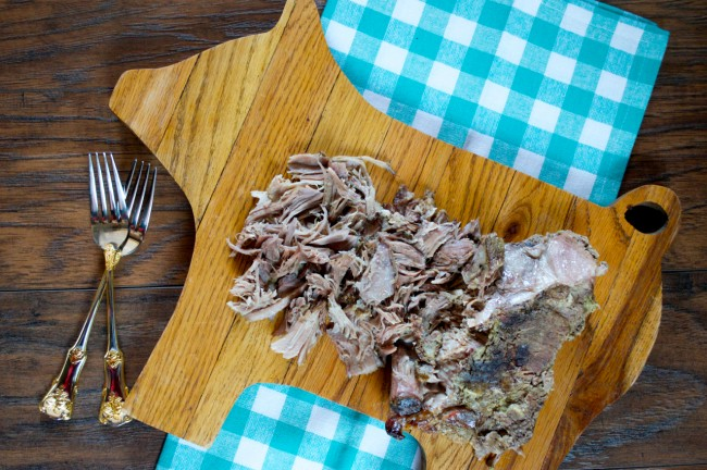 Southwestern Shredded Pork | Plaid and Paleo