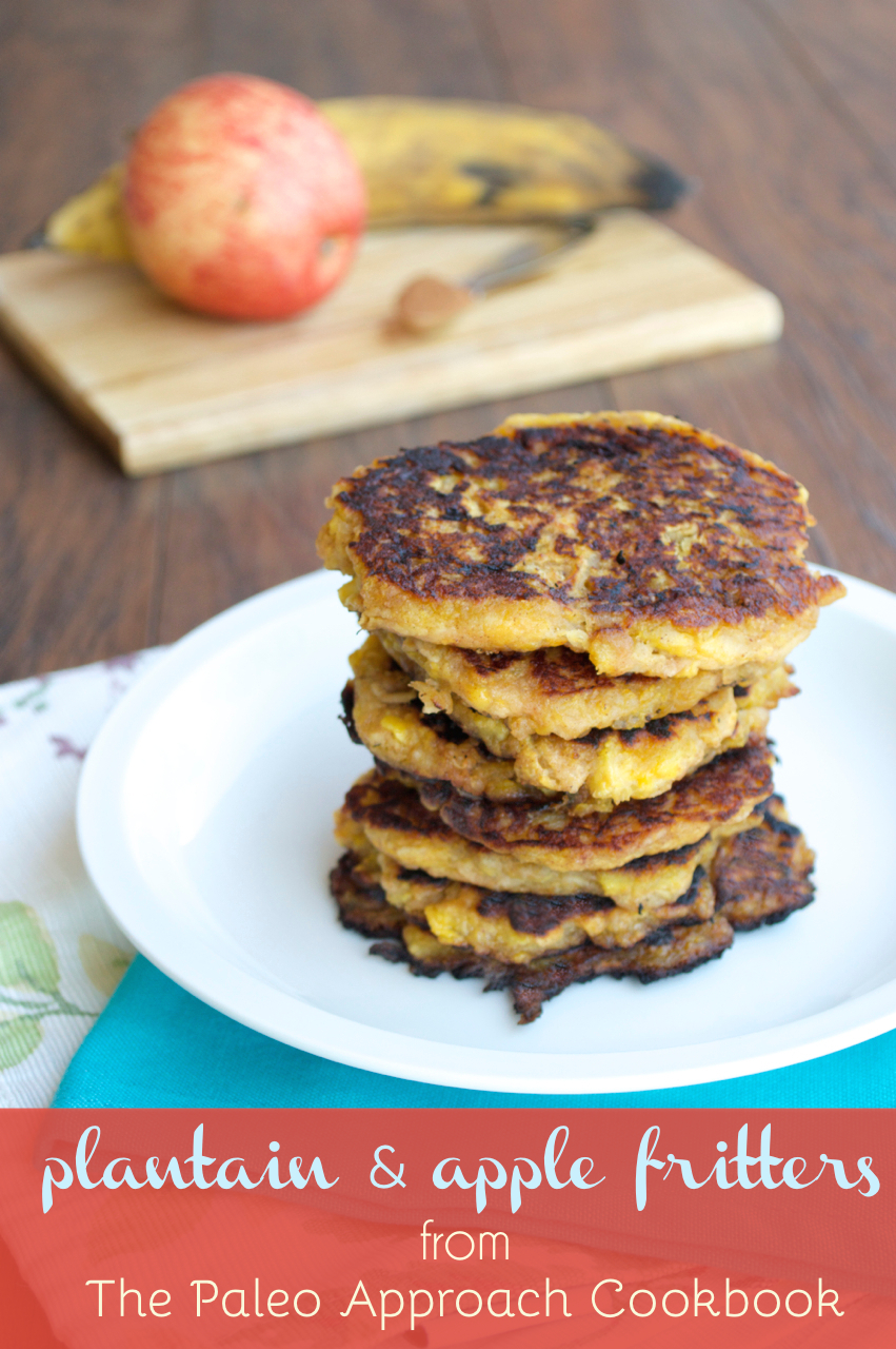 Plantain and Apple Fritters: A Sneak Peak Recipe from The Paleo Approach Cookbook