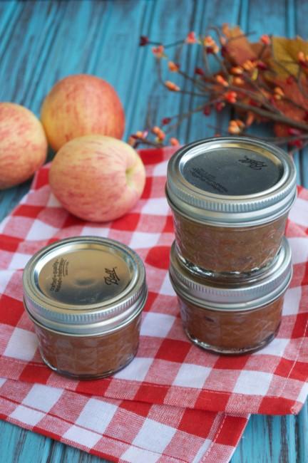 Crockpot Apple Butter | Plaid and Paleo