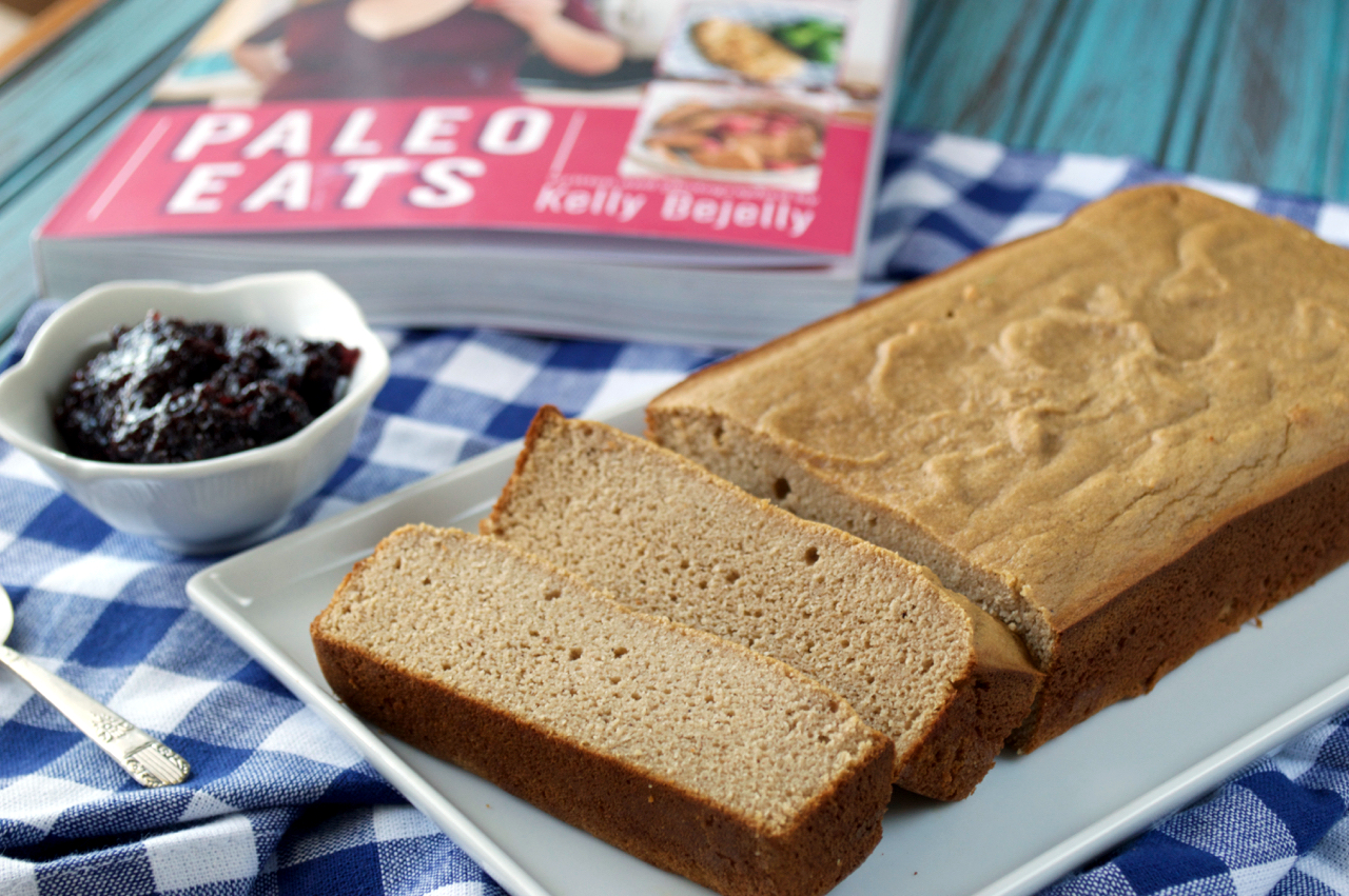 Sweet Bread from Paleo Eats + Giveaway