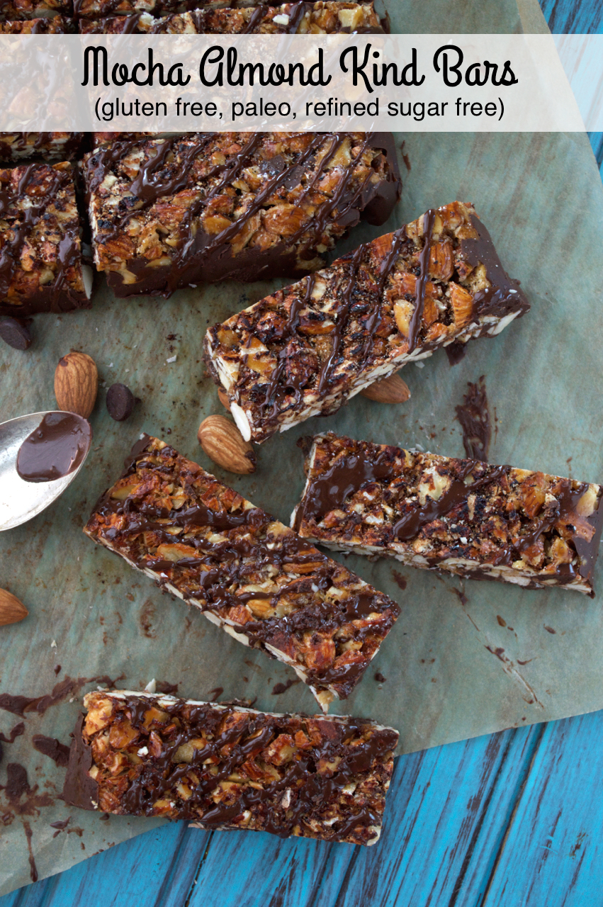 Mocha Almond Kind Bars