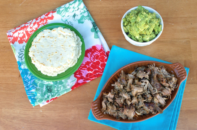 Crockpot Ranch Carnitas | Plaid and Paleo