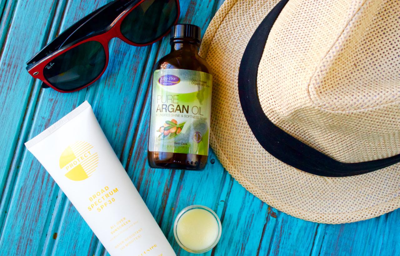 All-Natural Summer Essentials + Giveaway