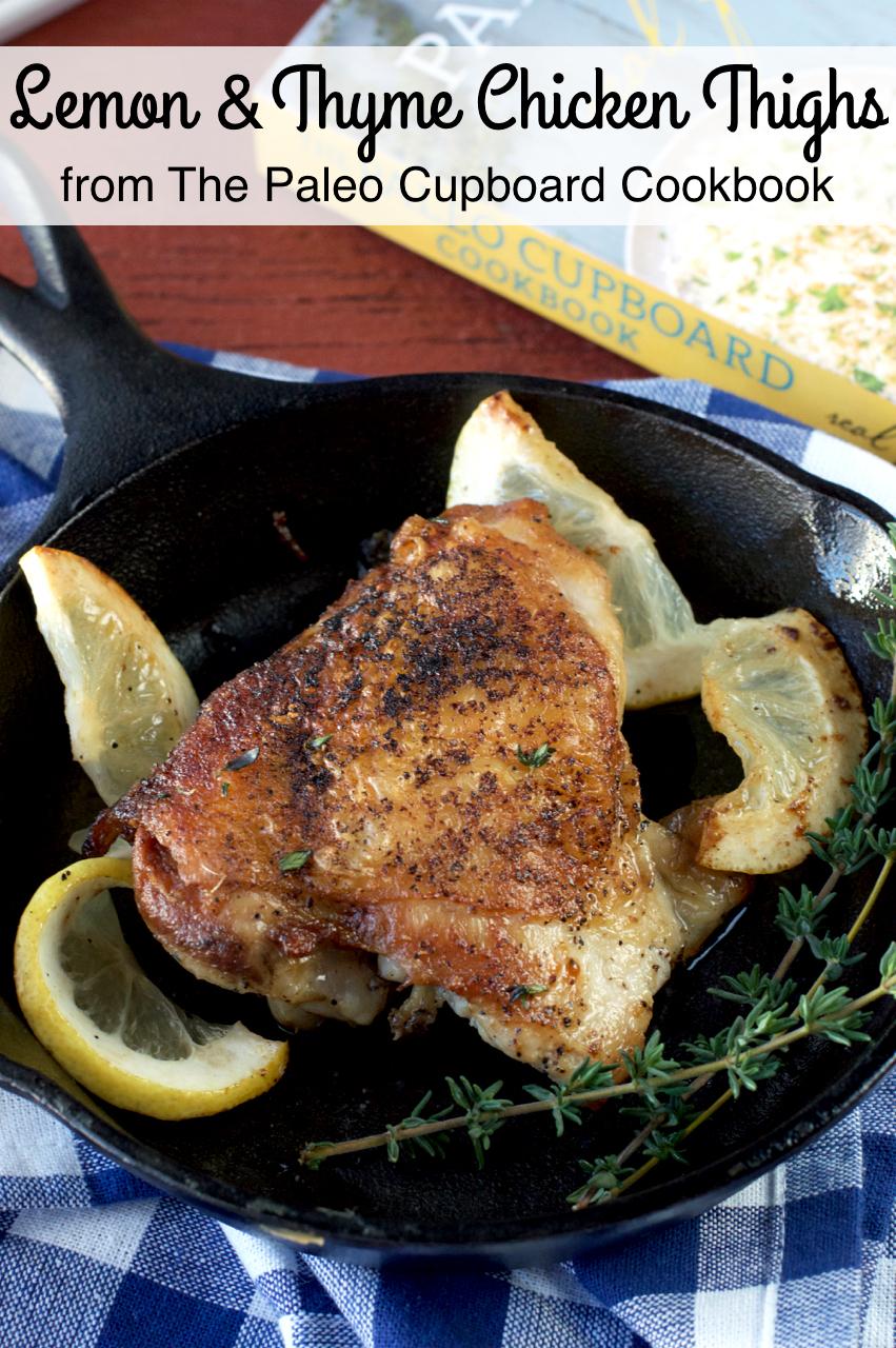 Paleo crispy chicken thigh recipes