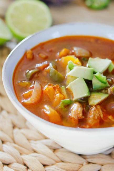 25 Paleo Crockpot Soup Recipes | Plaid and Paleo