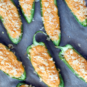 Paleo Buffalo Chicken Jalapeno Poppers