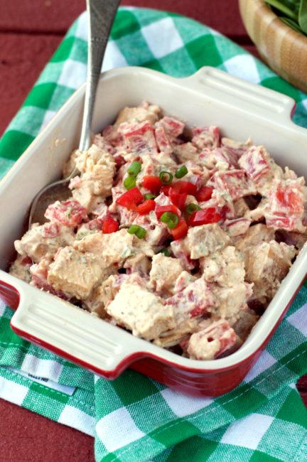 Paleo Southwest Chicken Salad