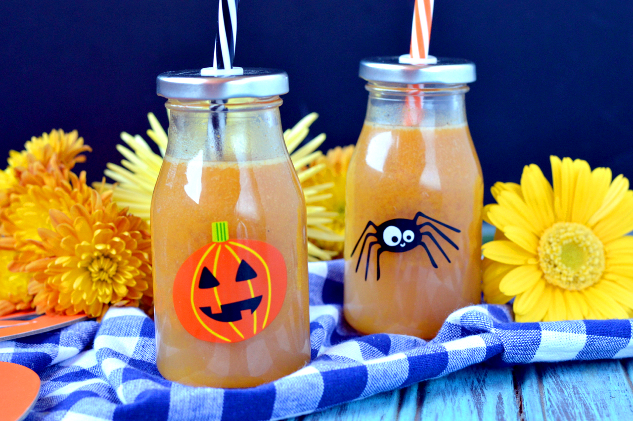 Paleo Pumpkin Juice from Harry Potter | Plaid and Paleo