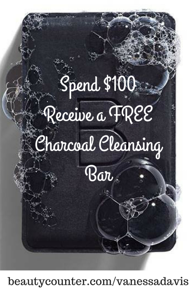 Beautycounter Charcoal Cleansing Bar | Safer Beauty with Vanessa