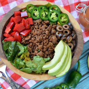 Paleo Mexican Salad