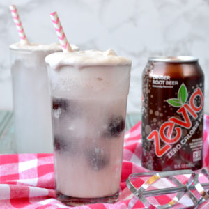 Paleo Root Beer Float
