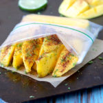 Paleo Chili-Lime Mango | Plaid and Paleo