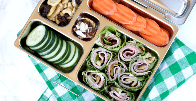 Paleo Italian Lettuce Wraps
