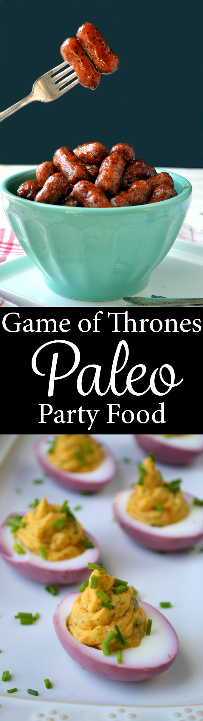 Game Of Thrones Paleo Party Food Plaid Paleo