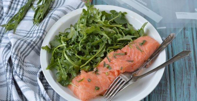 Easy Sous Vide Paleo Salmon